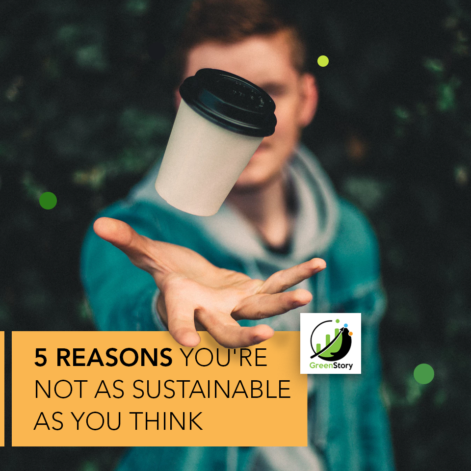 5 Reasons You're Not Sustainable