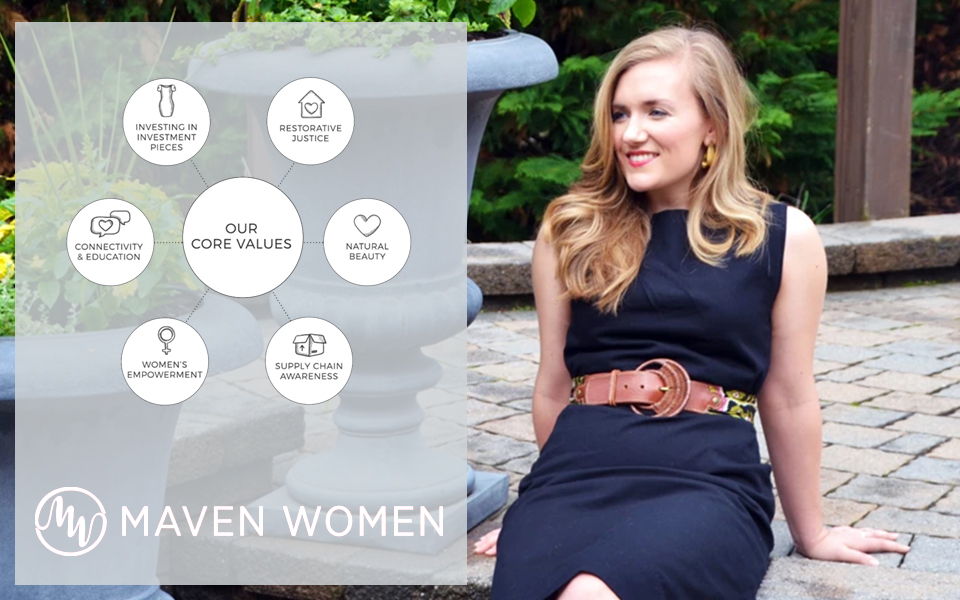 Green Stories: Maven Women's Journey to Social Impact Through Sustainable Fashion