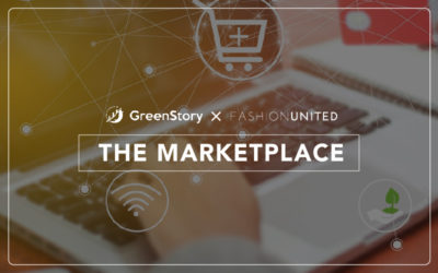 A Green Story and FashionUnited Marketplace