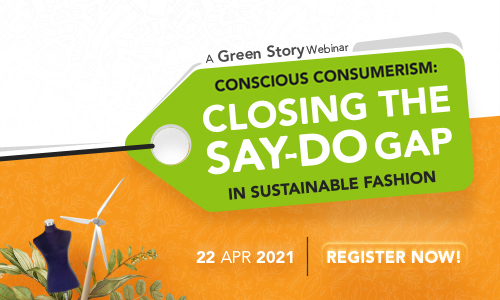 Conscious consumerism: Closing the Say-Do Gap in Sustainable Fashion
